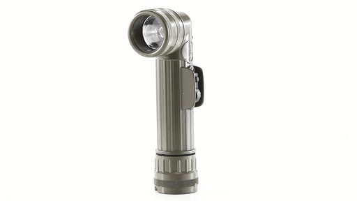 U.S. Military Surplus MX-991 Flashlight New 360 View - image 1 from the video