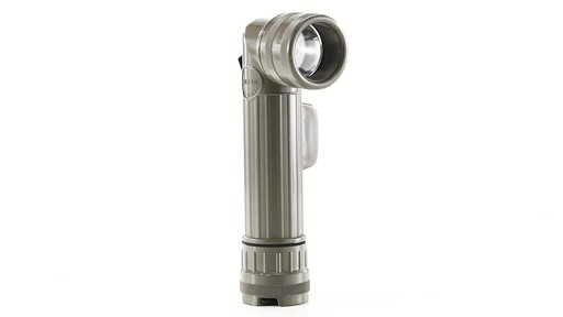 U.S. Military Surplus MX-991 Flashlight New 360 View - image 3 from the video