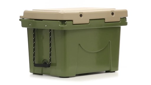 Guide Gear 60 Quart Cooler 360 View - image 9 from the video