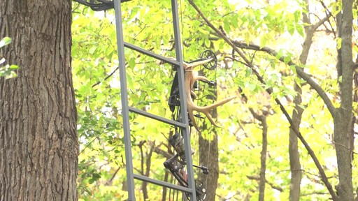Guide Gear 16' Archer's Ladder Tree Stand - image 1 from the video