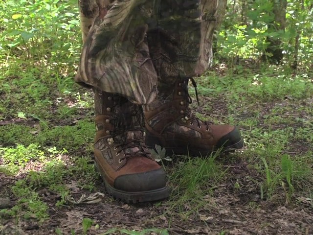Guide Gear Waterproof Brushtough 1000gm Boot - image 1 from the video
