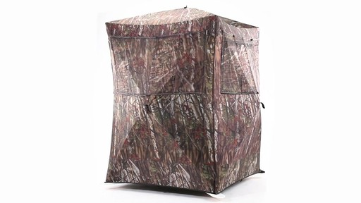 Guide Gear Oversized Ground Hunting Blind 360 View - image 1 from the video