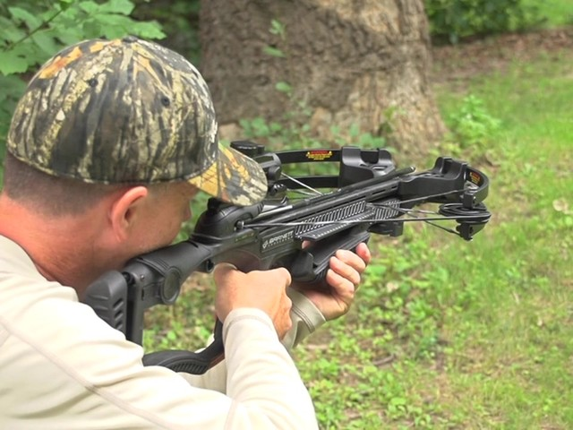 Barnett® Recruit™ Crossbow - image 4 from the video