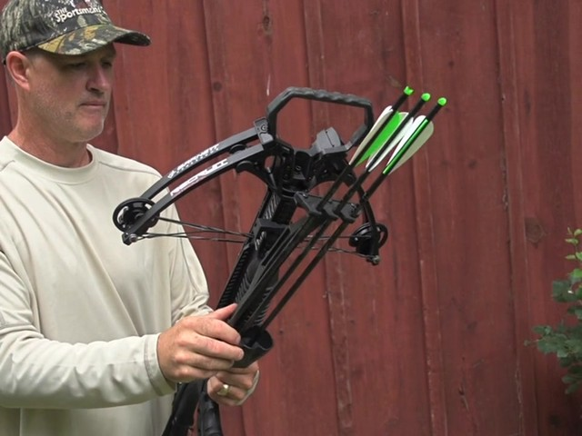 Barnett® Recruit™ Crossbow - image 5 from the video
