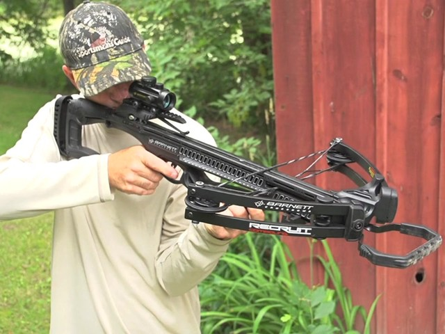 Barnett® Recruit™ Crossbow - image 7 from the video