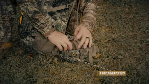 Tenzing TZ 3000 Big Game Hunting Pack - image 6 from the video