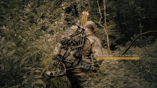 Tenzing TZ 3000 Big Game Hunting Pack - image 8 from the video