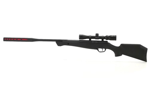 Crosman Redtail Nitro Piston Break Barrel Air Rifle .177/.22 Caliber 4x32mm Scope 360 View - image 1 from the video