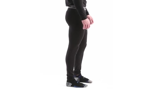 Guide Gear Men's Lightweight Base Layer Bottoms 360 View - image 3 from the video