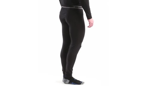 Guide Gear Men's Lightweight Base Layer Bottoms 360 View - image 4 from the video
