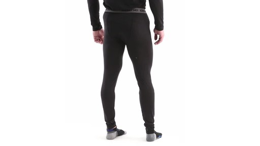 Guide Gear Men's Lightweight Base Layer Bottoms 360 View - image 5 from the video
