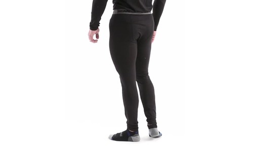 Guide Gear Men's Lightweight Base Layer Bottoms 360 View - image 7 from the video
