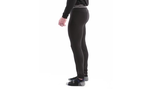 Guide Gear Men's Lightweight Base Layer Bottoms 360 View - image 8 from the video