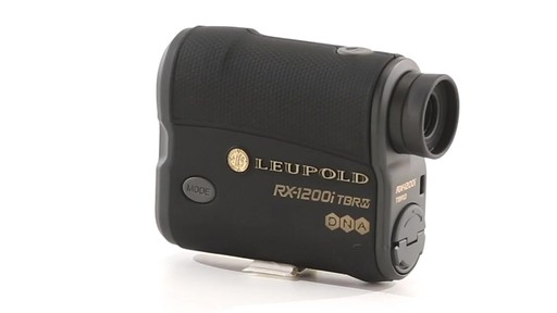 Leupold RX-1200i with DNA Rangefinder 360 View - image 9 from the video