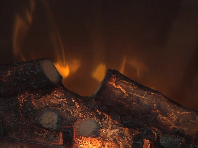 CASTLECREEK™ Gun Cabinet Fireplace - image 10 from the video