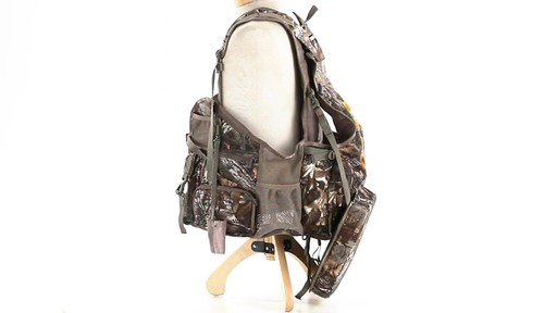 Tenzing TZ TV14 Turkey Vest Realtree Xtra - image 1 from the video