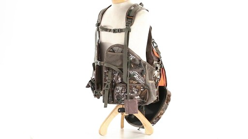 Tenzing TZ TV14 Turkey Vest Realtree Xtra - image 6 from the video