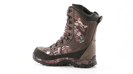 Guide Gear Men's Arctic Hunter II Insulated Waterproof  Boots 2000 Grams 360 View - image 5 from the video