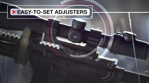 Trijicon AccuPower Rifle Scope  - image 7 from the video