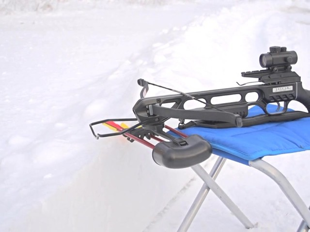 Jaguar® 150-175 lb. Crossbow - image 10 from the video