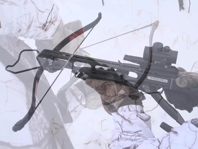 Jaguar® 150-175 lb. Crossbow - image 6 from the video