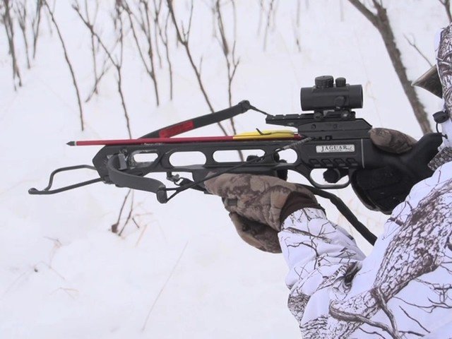 Jaguar® 150-175 lb. Crossbow - image 7 from the video