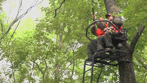 Big Game 16 2 Person Ladder Tree Stand 187 Sportsman S