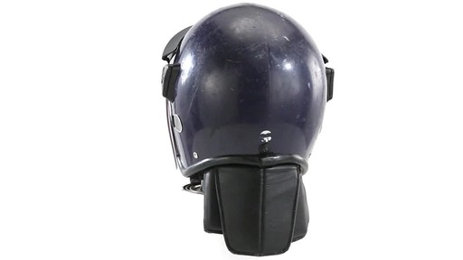 BRI POLICE RIOT HELMET 360 View - image 8 from the video