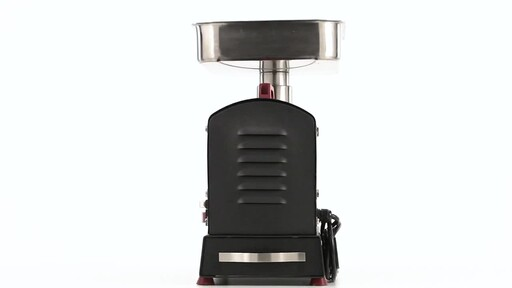Guide Gear Series #32 1.5hp Electric Commercial-Grade Meat Grinder 360 View - image 7 from the video