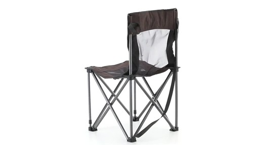 Guide Gear Featherweight Hunting Blind Chair 360 View - image 10 from the video