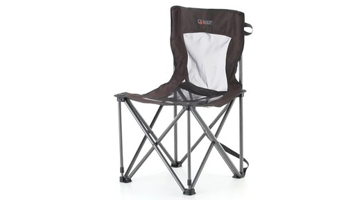 Guide Gear Featherweight Hunting Blind Chair 360 View - image 2 from the video