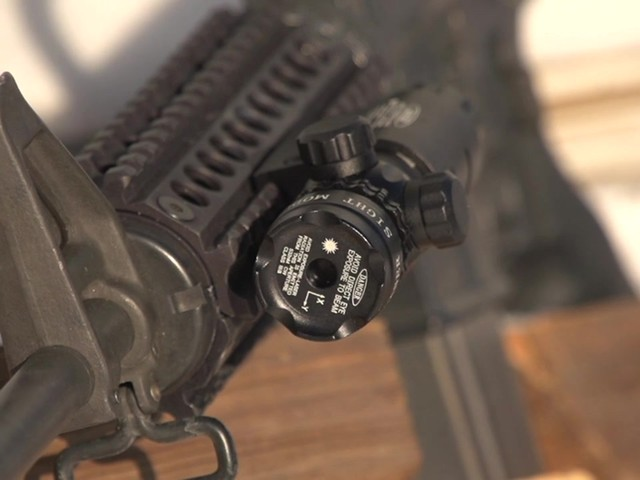 HQ ISSUE™ Green Laser Sight - image 10 from the video