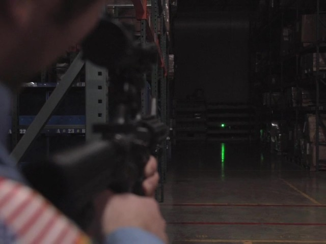 HQ ISSUE™ Green Laser Sight - image 4 from the video