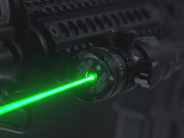 HQ ISSUE™ Green Laser Sight - image 5 from the video