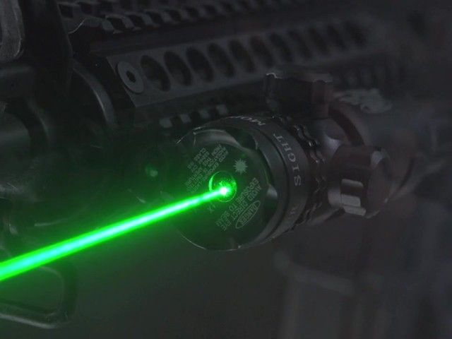 HQ ISSUE™ Green Laser Sight - image 6 from the video