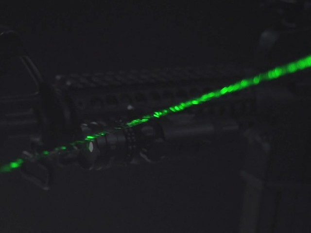 HQ ISSUE™ Green Laser Sight - image 8 from the video
