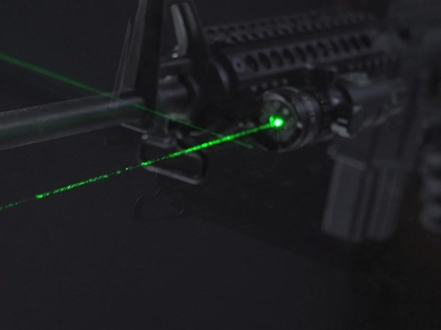 HQ ISSUE™ Green Laser Sight - image 9 from the video
