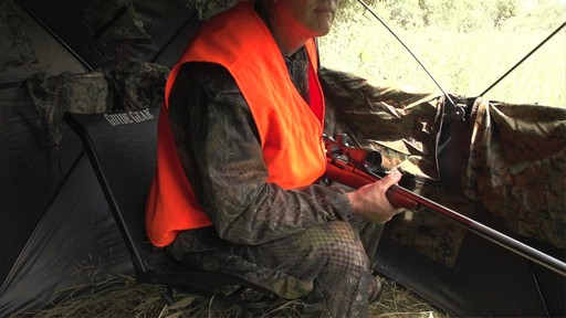 Guide Gear 360 Degree Swivel Hunting Blind Chair - image 1 from the video