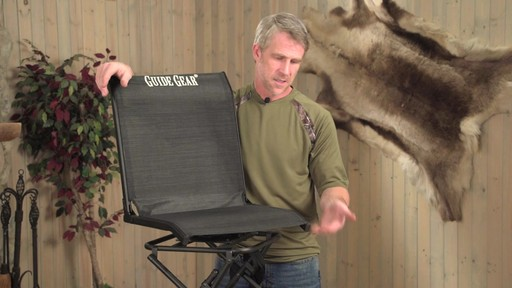 Guide Gear 360 Degree Swivel Hunting Blind Chair - image 4 from the video