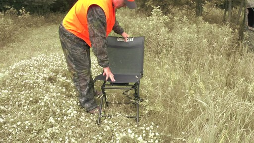 Guide Gear 360 Degree Swivel Hunting Blind Chair - image 6 from the video