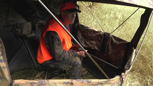 Guide Gear 360 Degree Swivel Hunting Blind Chair - image 8 from the video