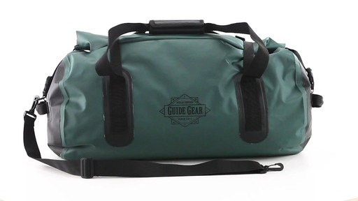 Guide Gear Dry Bag Duffel 360 View - image 1 from the video