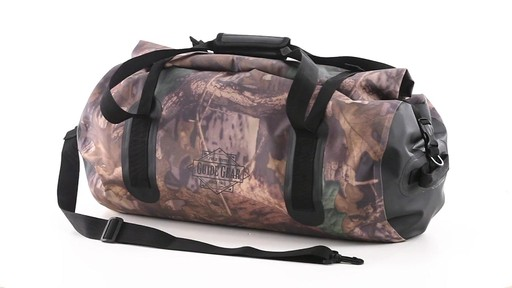 Guide Gear Dry Bag Duffel 360 View - image 10 from the video
