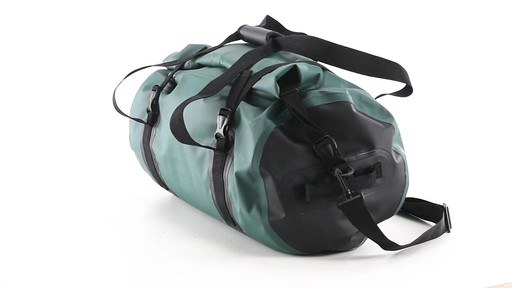 Guide Gear Dry Bag Duffel 360 View - image 4 from the video