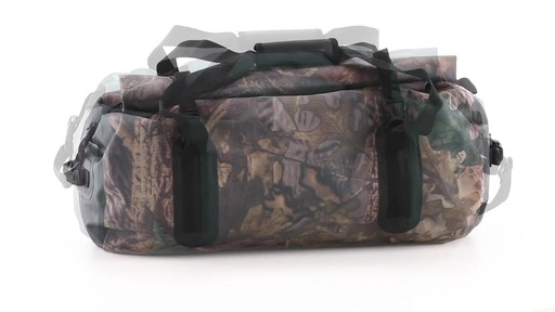 Guide Gear Dry Bag Duffel 360 View - image 6 from the video