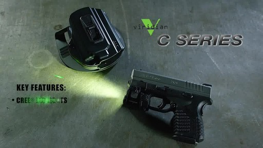 SUB-COMPACT GREEN LASER W/ECR - image 7 from the video