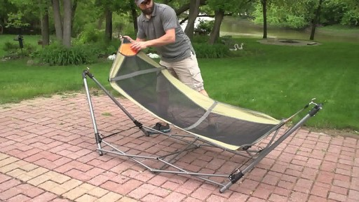 Guide Gear Portable Folding Hammock - image 5 from the video