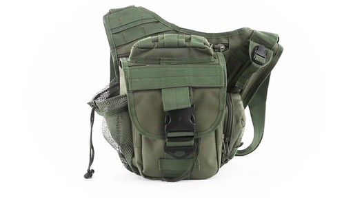 Cactus Jack Sidewinder Sling Bag 360 View - image 2 from the video