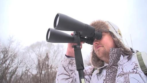 Celestron 20-100x70mm Zoom Binoculars - image 4 from the video