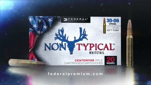 Federal Non-Typical .243 Winchester SP 100 Grain 20 Rounds - image 10 from the video